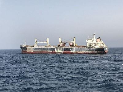 MV Cheshire Reroutes to Iberian Peninsula