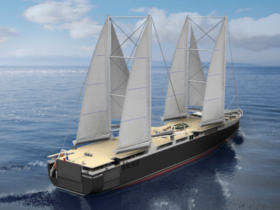 Neopolia to Build Neoline's 1st Two Sailing Cargo Ships