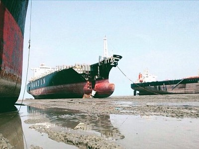 NGO: 158 Ships Hit South Asian Beaches in Q2