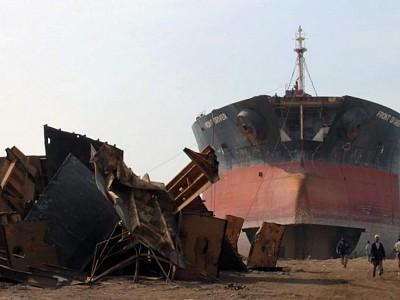 Report: EU Should Encourage South Asian Shipbreaking Yards to Get on EU SRR List