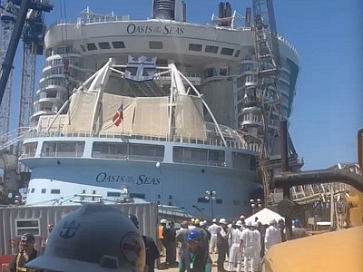 Injuries After Oasis Of The Seas Accident At Gb Shipyard