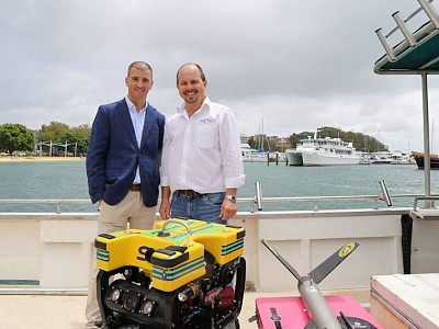 AMSA contract Subsea to launch remotely operated underwater vehicles in search for YM Efficiency containers