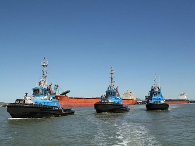 Smit Lamnalco awarded Exclusive Towage Licence for the Port of Gladstone
