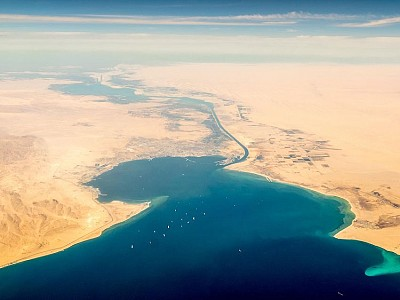 Suez Canal needs second channel to avoid a repeat of the recent blockage