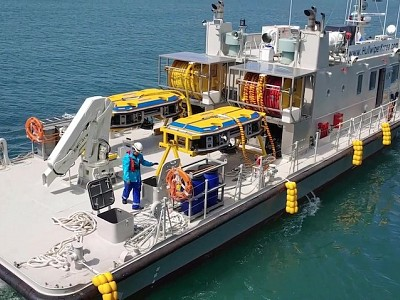 HullWiper: Hull Cleaning in South Korea