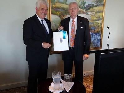 Boulton Lecture, 25 October 2018, Brisbane