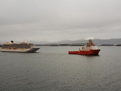 Norway: Low Lube Oil Pressure Led to Viking Sky Blackout