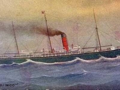 Strange story of the SS Warimoo