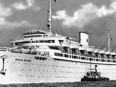 The Wilhelm Gustloff (1945): The deadliest shipwreck in history